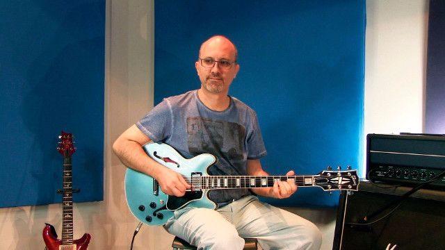 Jazz Guitar Tools